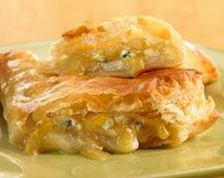 Caramelized Pear-Wisconsin Blue Cheese Empanadas | Wisconsin Milk Marketing Board