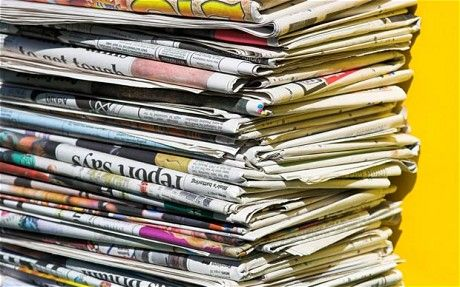 The Telegraph newspaper quotes a study that says  the Internet, television and mobile phones give us five times as much information every day as we received in 1986. In fact, they say most people soak up the equivalent of 174 newspapers worth of data each day.