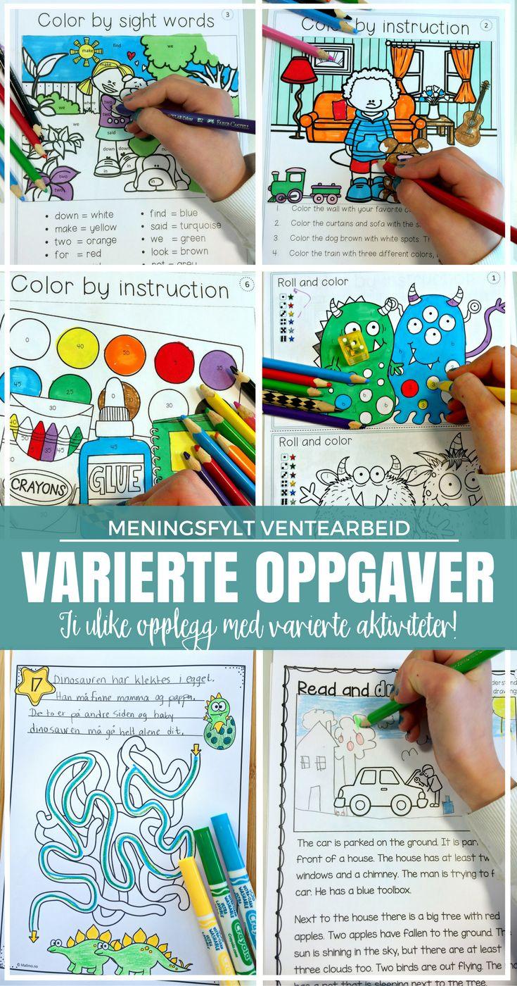 82 besten Skule Bilder auf Pinterest | Montessori, Klasse und ...