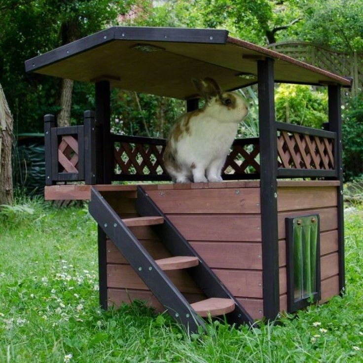 Wooden Cat House Outdoor Shelter Small Pet Kennel Kitty Kitten Home Bed Garden http://www.kittydevil.com/product-category/cats-furniture/activity-trees/
