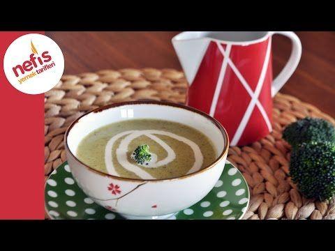 Brokoli Çorbası Nasıl Yapılır? - Nefis Yemek Tarifleri