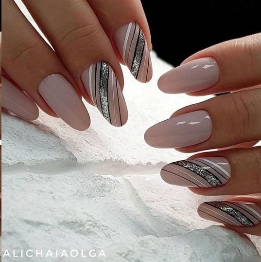 Atypische Maniküre – ногти