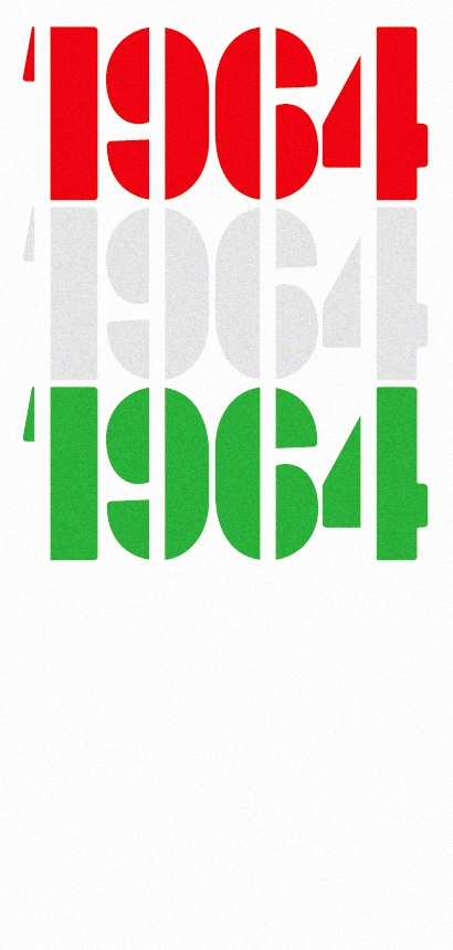 1964 The year I started kindergarten!