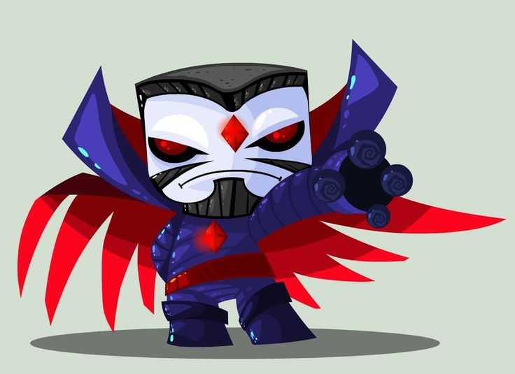 Mr. Sinister by ~vancamelot