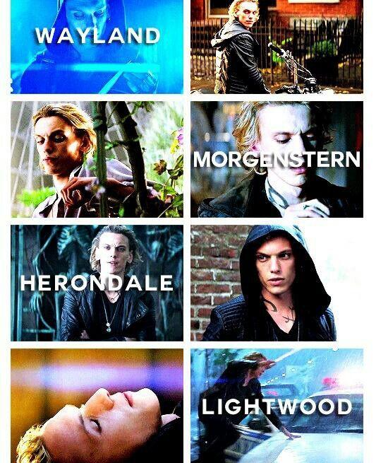 Jace (The Mortal Instruments)