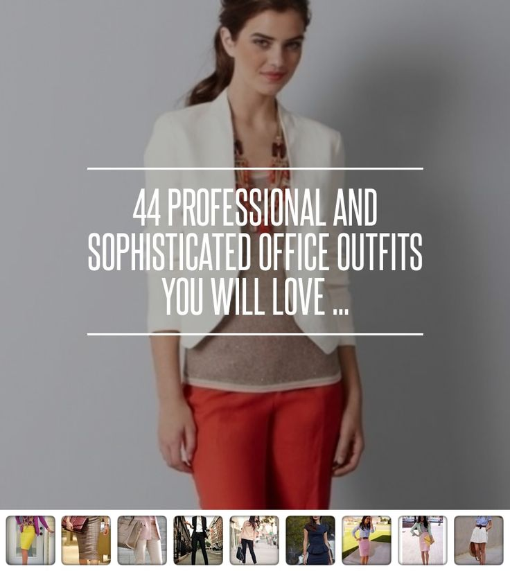 21. Collarless Blazer - 44 Professional and Sophisticated Office Outfits You Will Love ... → Fashion