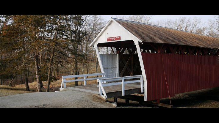 Winterset, Iowa and The Bridges of Madison County on Vimeo