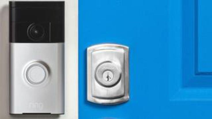 Amazon buys smart doorbell firm  Image copyright Ring    Amazon has bought a US firm that makes high-tech doorbells in a move expected to help the online retailer improve how it delivers parcels.  Ring makes doorbells that record live videos of customers doorsteps then sends the videos to their smartphones.  The doorbell could help Amazon customers trust its new service which lets couriers open peoples front doors and put deliveries inside.  Amazon is reported to have paid more than $1bn to…