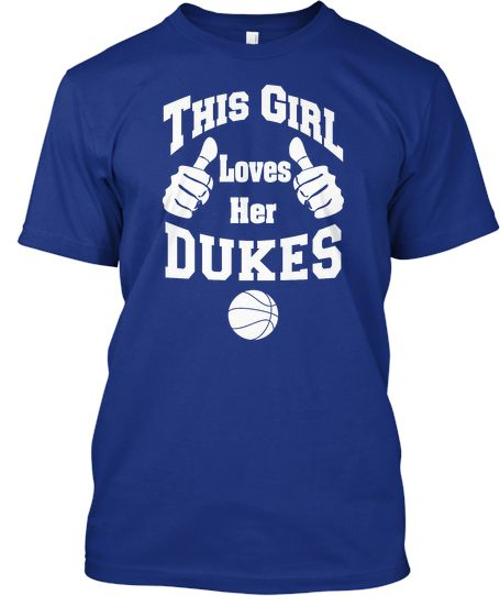 This Girl Loves Her Dukes! Just bought one of these ahhhh!!!!!!!!!
