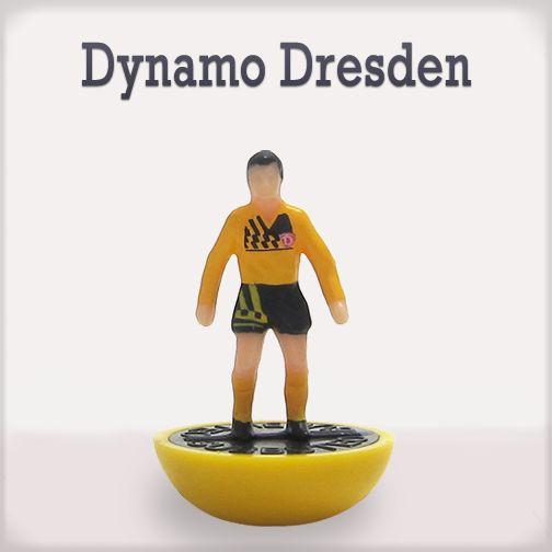 Dynamo Dresden (1988/89) #edicola #subbuteo
