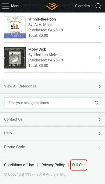 Full Guide on How to Return Audible Books on Mobile & Desktop