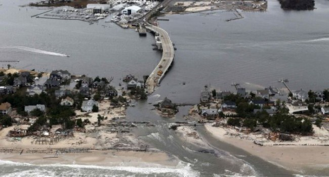 Sandy Destruction From Above (25 pics)