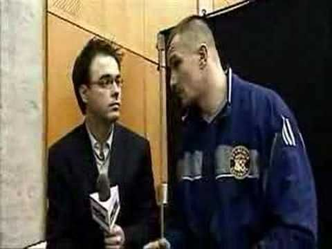 That Time Cro Cop Punked Mauro Ranallo Backstage