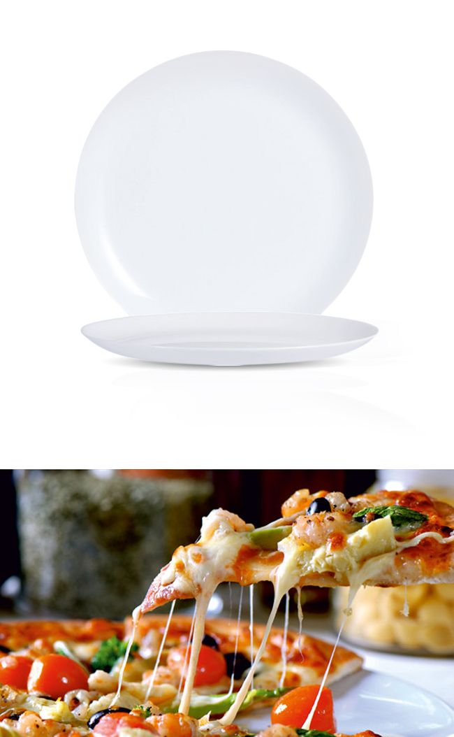 Talerz do pizzy o średnicy 320 mm | ARCOROC, Pizza