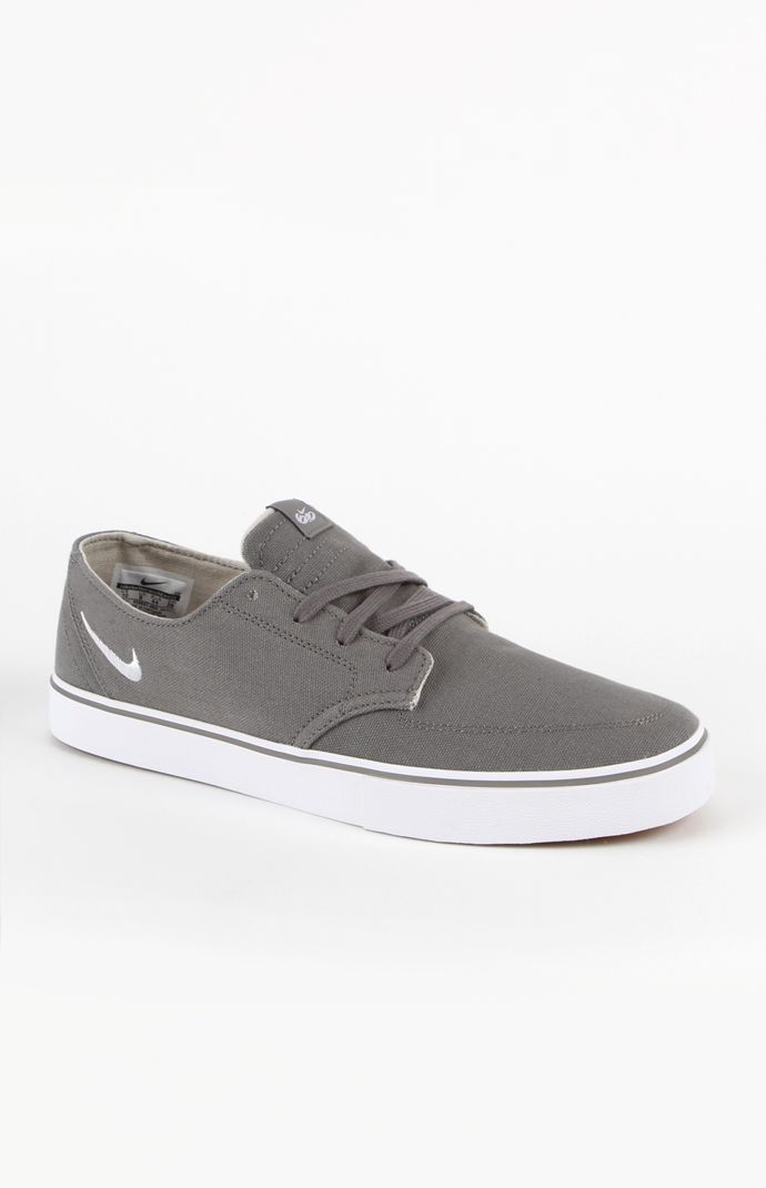 Mens Nike Shoes - Nike Braata LR Canvas Sneakers