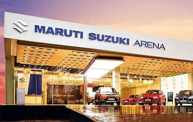 Maruti Suzuki Opens 400th Arena Showroom New Delhi Maruti Suzuki