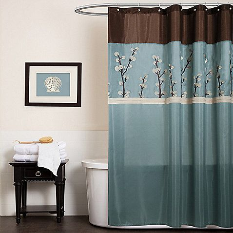 Best 20+ Tall shower curtains ideas on Pinterest | Blue bathrooms designs,  Blue upstairs furniture and Double shower curtain - Best 20+ Tall Shower Curtains Ideas On Pinterest Blue Bathrooms