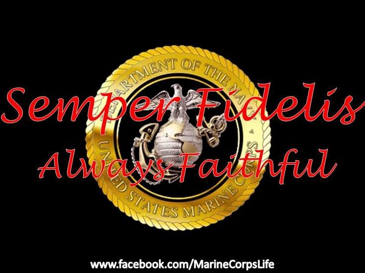 Marine Corps Motto