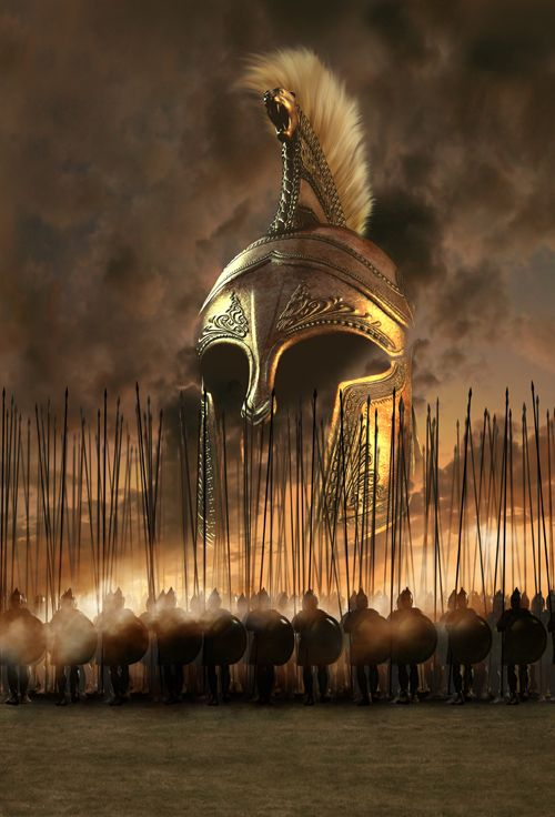 The Army of Alexander the Great by category Historical Extra by Luca Tarlazzi.