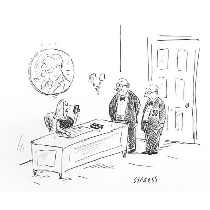 Ausgezeichnet Anatomie Eines New Yorker Cartoon Zeitgenössisch ...