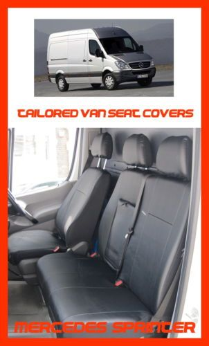 Tailored-Leather-Look-seat-covers-for-Mercedes-Sprinter-2015-W906-black-1-2