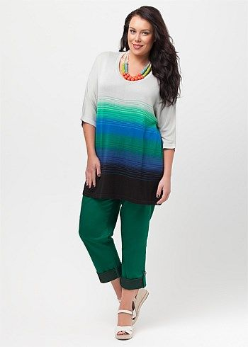 #Virtu Meg Pullover #plussize #curvy