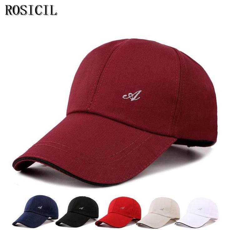 ROSICIL Brand Baseball Cap Men Women Snapback Caps Casquette Brand Bone Hats  For Men Women Chapeau cb3f658253fc