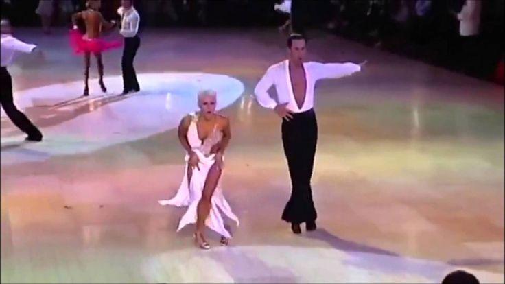 Спортивные бальные танцы, Ча ча ча