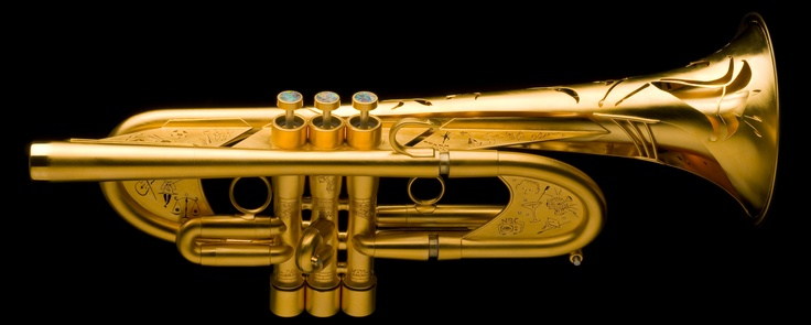 A Monette trumpet, the elite of elite, one day I hope to own one..
