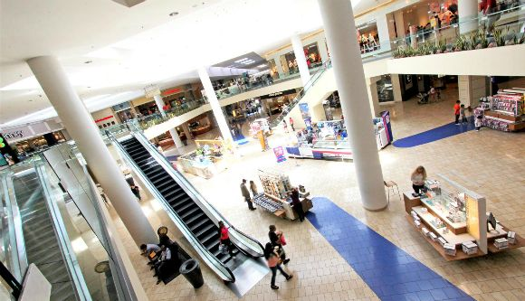 San Diego Shopping National City Plaza Bonita Interior