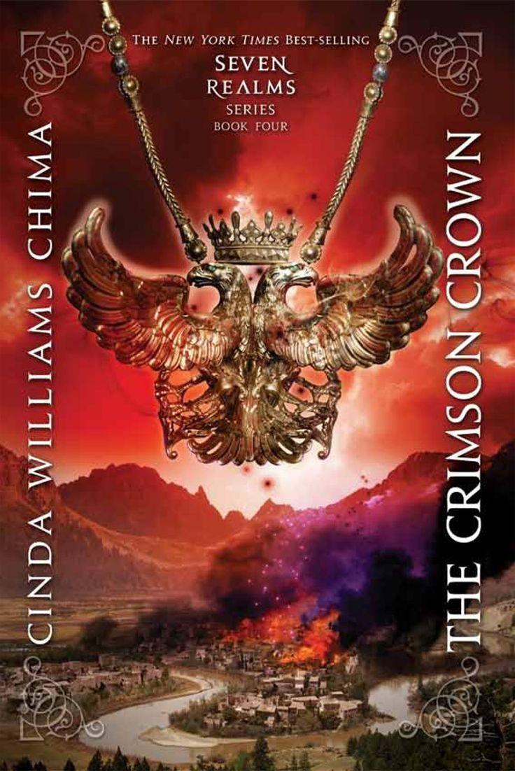 Book 4 The Crimson Crown (seven Realms)