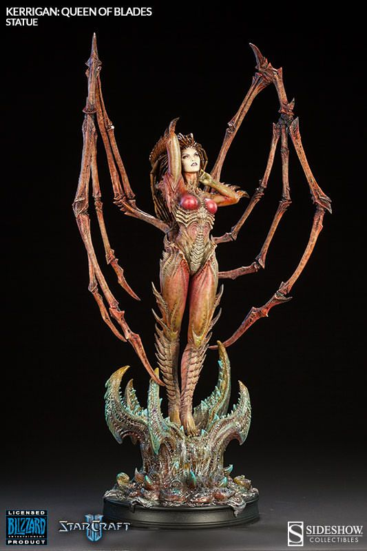 Kerrigan Polystone Statue by Sideshow Collectibles 8