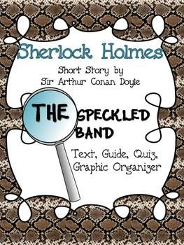 Sherlock Holmes, The Speckled Band: Full Text, Quiz, Guide