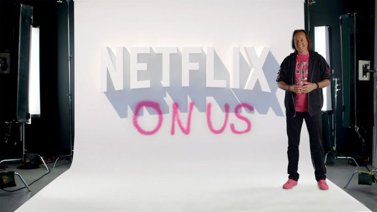 T-Mobile to give free Netflix subscriptions to its smartphone customers