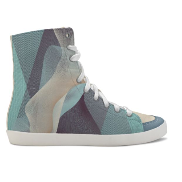 idxshoes.com - Hidden Wedge Hi-Tops