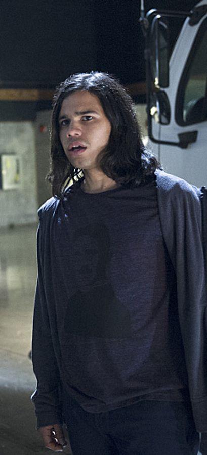 The Flash 1x07 - Cisco Ramon