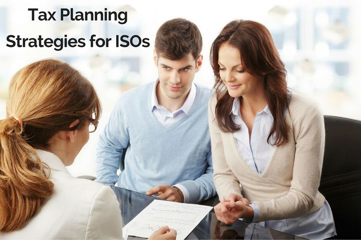 Tax Planning for ISOs: Darrow Wealth Management Financial Advisor for Stock Options