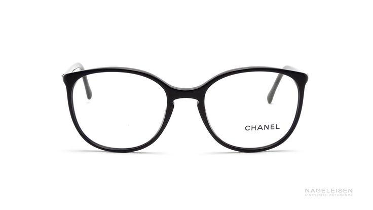 Lunettes de vue Chanel CH 3282 C501 Noir Medium
