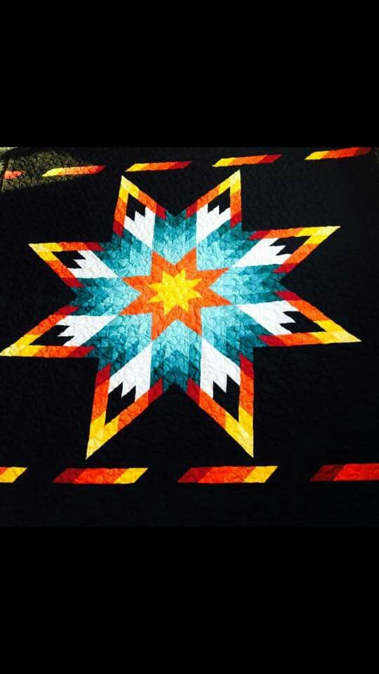 64 best images about Star Quilts on Pinterest | Quilt ... |Indian Star Quilts