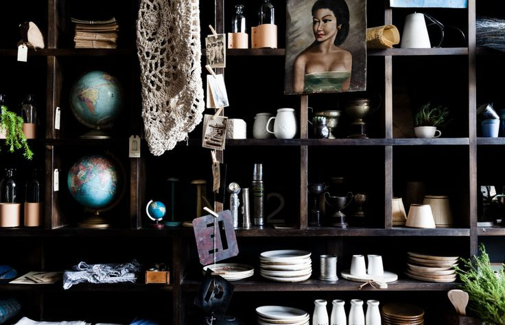 CURATED - Lynda Gardener 63 Cardigan Place ALBERT PARK Melbourne VINTAGE collections old and new