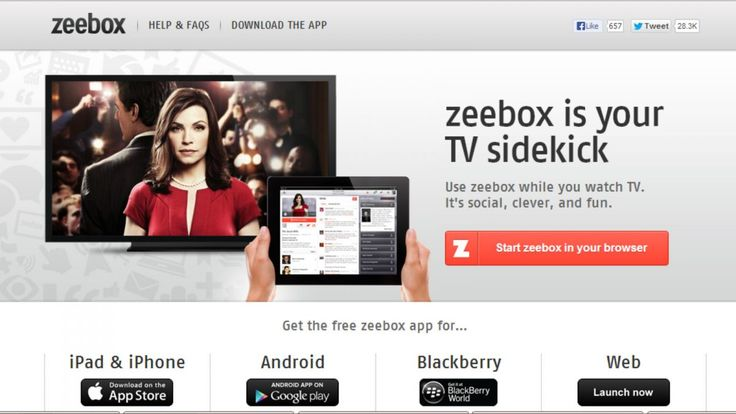 Network Ten gets officially chatty with fans on zeebox | With the launch of network-sponsored chatrooms through zeebox, Network Ten fans will be able to interact in real time with behind the scenes teams of shows and refs during footy games. Buying advice from the leading technology site