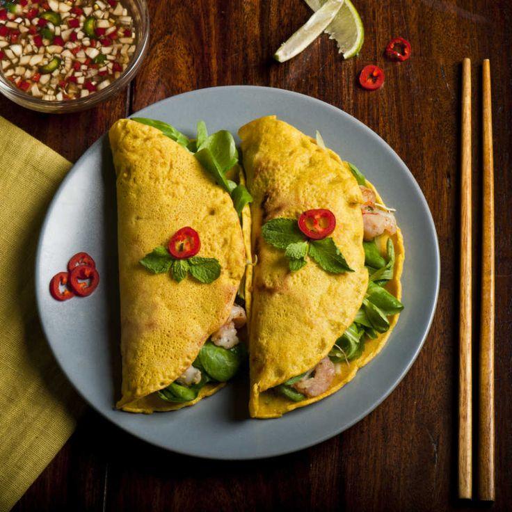 ベトナム風お好み焼き!「バインセオ」で献立のマンネリを解消 - macaroni