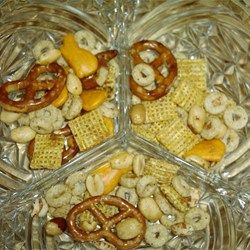 Nuts and Bolts Party Mix - Allrecipes.com