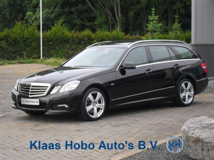 Mercedes-Benz E-Klasse  Description: Mercedes-Benz E-Klasse Estate 350 CDI AVANTGARDE  Price: 287.40  Meer informatie