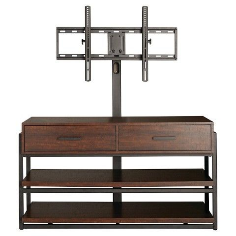 Mixed Material 3N1 TV Stand