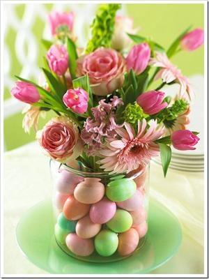 20 Easter Centerpieces