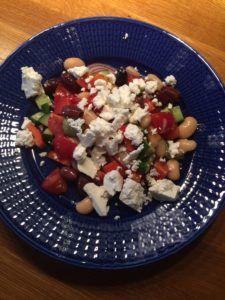 Fantastiskt god och lätt lagad vegetariskt rätt.