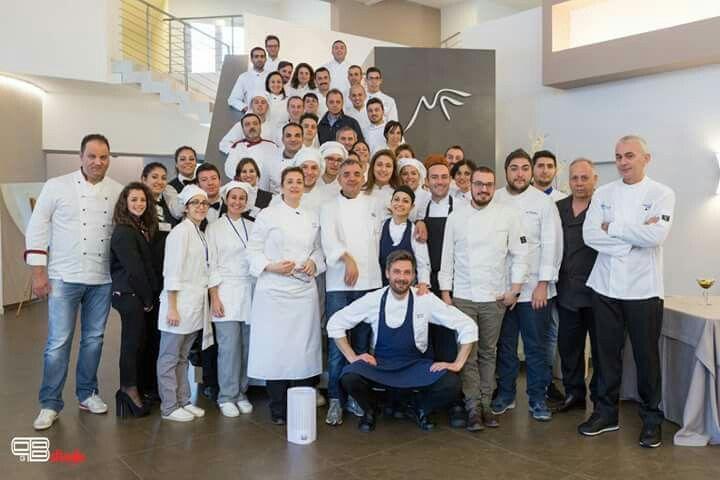 Foto di gruppo alla conclusione del corso!!!