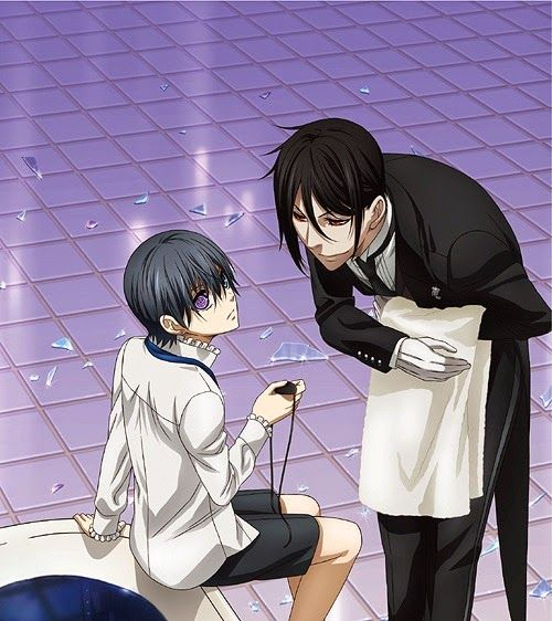 Kuroshitsuji: Book of Circus ED Single – Aoki Tsuki Michite  ▼ Download: http://singlesanime.net/single/kuroshitsuji-book-of-circus-ed-single-aoki-tsuki-michite.html