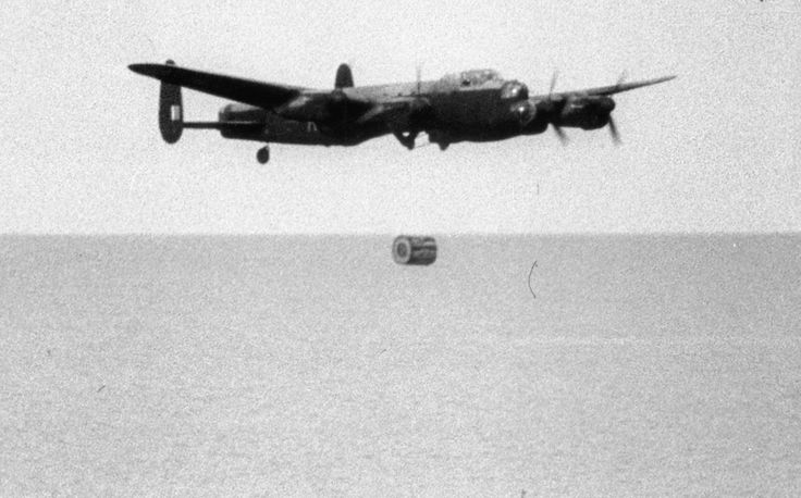 "Operation Chastise was an attack on German dams carried out on 16–17 May 1943 by Royal Air Force No. 617 Squadron, subsequently publicised as the ""Dam Busters"", using a specially developed ""bouncing bomb"" invented and developed by Sir Barnes Wallis."